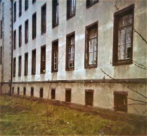 Westfassade 1976