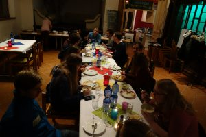 Welcome-Dinner