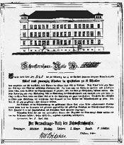 Schwesternhaus-Aktie