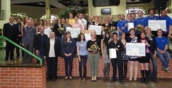 Verleihung Studierendenwerkspreis